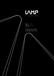 Lamp catalogue 2013 - Teclux