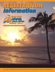 brochure - American Roentgen Ray Society