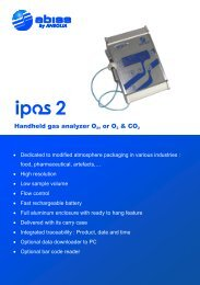 Brochure for Abiss ipos2 - ATI Corp