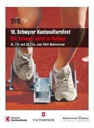 18. Schwyer Kantonalturnfest - Gasthaus Kreuz
