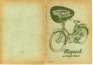 Handbuch für das Knirps-Moped mit Sachs-Motor - TWN Zweirad IG