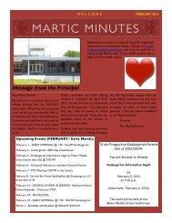 February 2013 - Penn Manor Blog Site