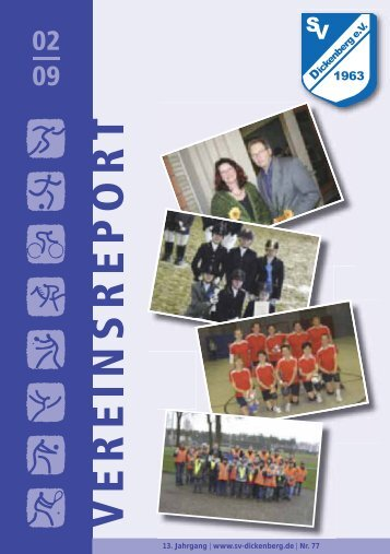 Radsport - SV Dickenberg