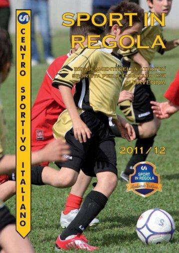 Sport in Regola - Ravenna.pdf - Comitato Italiano Arbitri - Provincia ...