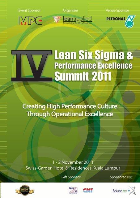 Download Brochure - Lean Applied