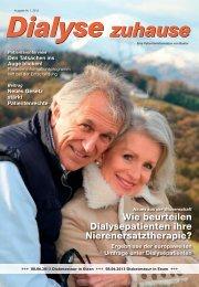 Ausgabe 01/2013 - nephro Aktuell