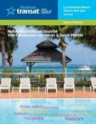 voir notre brochure exclusive - Transat, Inc.
