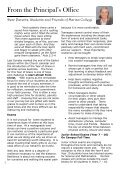 Newsletter - Marian College - Page 2