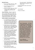 Newsletter - Marian College - Page 3