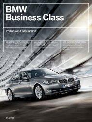 BMW Business Class - Riller & Schnauck