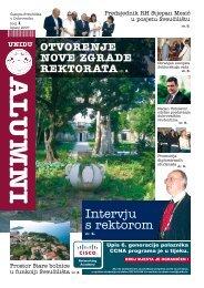 Alumni - broj 1 - Sveučilište u Dubrovniku