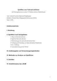 Spielfilme zum Nationalsozialismus - Bildungsserver Berlin ...