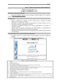 Anexo 2 – Roteiro de Exploração: Tabela Periódica v2 - Nautilus
