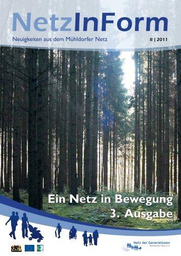 NetzInForm 2.2011 runterladen - Mühldorfer Netz eV