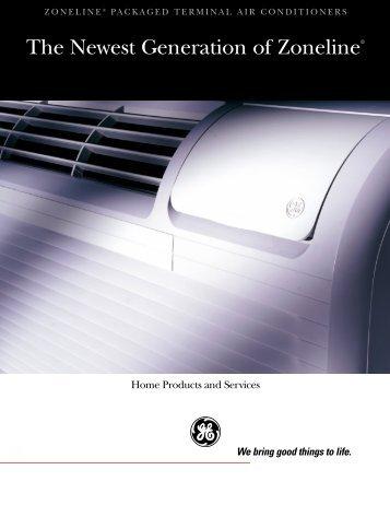 500 PTAC/PTHP Series - GE Appliances