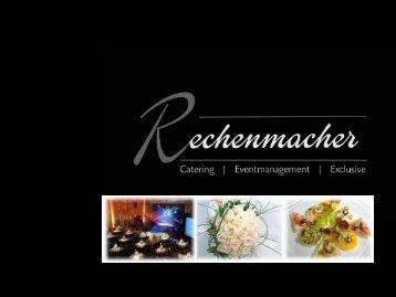 Business-catering - rechenmacher.it