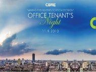 HN OFFICE TENANT'S NIGHT - CBRE Vietnam