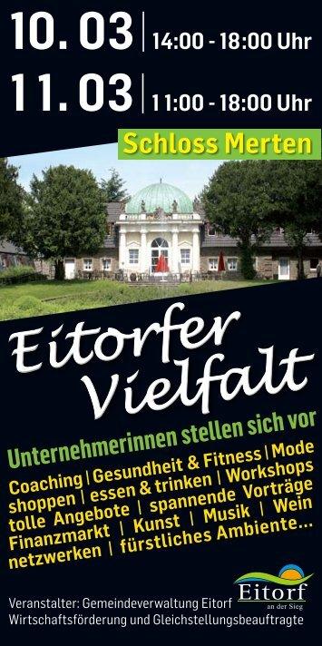 Eitorfer Vielfalt Eitorfer Vielfalt - Atelier Müller-López