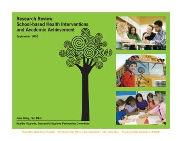 Academic Achievement and Health - Whatcom County