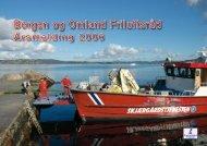 Årsmelding 2006 - Bergen og Omland Friluftsråd
