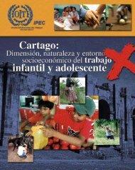 Cartago: Dimensión, naturaleza y entorno socioeconómico del ...