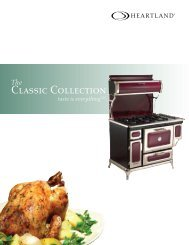 Classic Collection Complete Brochure - The Firebird