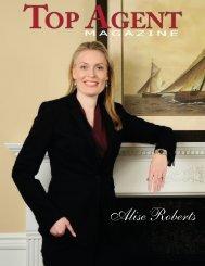 Alise Roberts - Top Agent Magazine