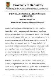 DOCUMENTO Giuseppe Romagnoli - Confindustria IxI