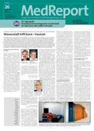 MedReport 26 - schroeders-agentur.de