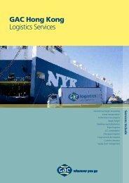 GAC Hong Kong Logistics Services