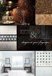 Mosaic Tile Backsplash Design Guide - Natural Stone