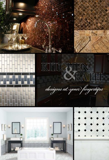 Mosaic Tile Backsplash Design Guide