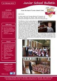 21022013 - Ipswich Grammar School