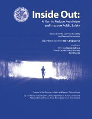 Inside Out Report - State of Illinois