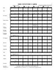 View Score PDF - TRN Music Publisher