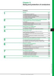 Sizing and protection of conductors PDF 816KB - Schneider Electric
