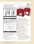 Rugged aqueous parts washer - Graymills - Page 7