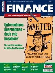 Finance - Mai 2003 - Klein & Coll.