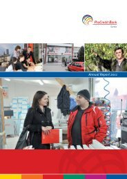 Annual Report 2011 - ProCredit Bank