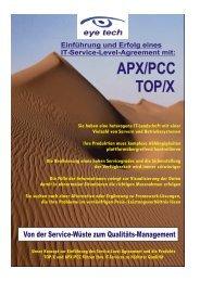 APX/PCC TOP/X