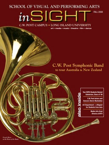 C.W. Post Symphonic Band - Long Island University