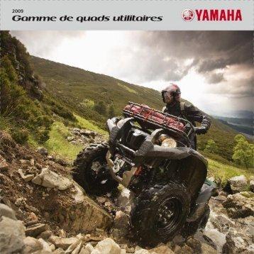 Gamme de quads utilitaires - Motor Sport Import