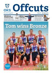 Tom wins Bronze - The OKS Association