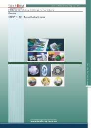 Modular Ducting Systems - Tekform