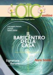 IL BARICENTRO DELLA CASA - Mondodiloto.com