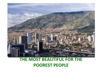the most beautiful for the poorest people - Institut Veolia ...