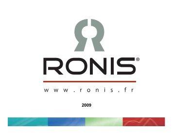 Présentation RONIS 2009 BD 1.3 Fr