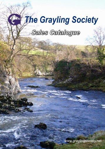 Sales Catalogue - The Grayling Society