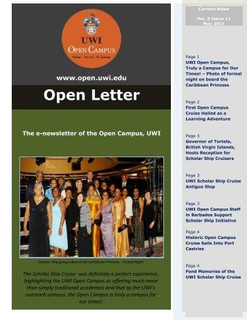 Read more... - Open Campus - Uwi.edu