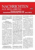 aus hollabruNN - SPÖ - Seite 4